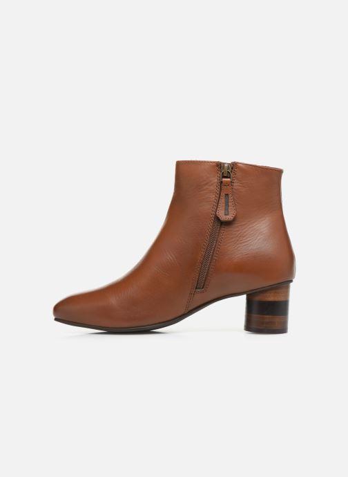 Stiefeletten & Boots Gioseppo 41992 braun ansicht von vorne