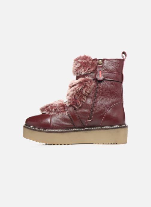 Stiefeletten & Boots Gioseppo 42003 weinrot ansicht von vorne