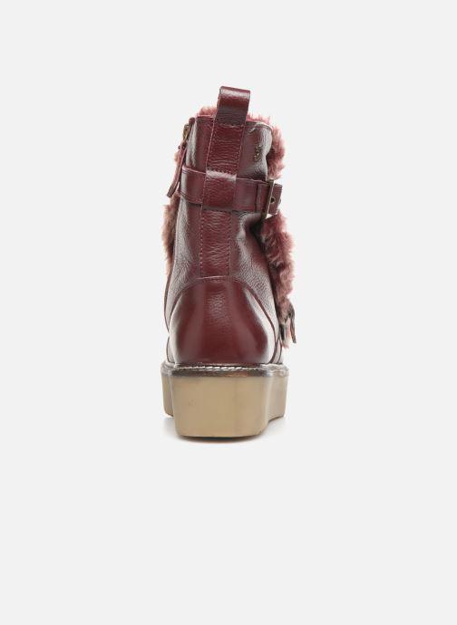 Bottines et boots Gioseppo 42003 Bordeaux vue droite