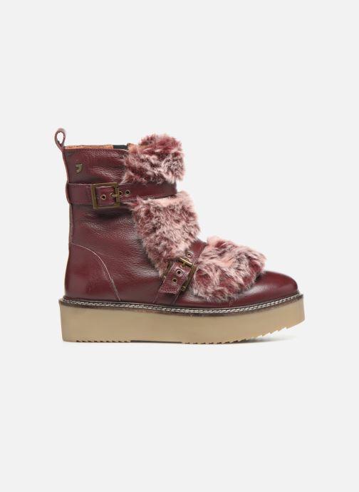 Stiefeletten & Boots Gioseppo 42003 weinrot ansicht von hinten