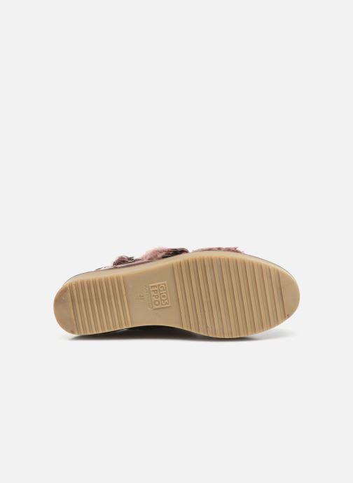Stiefeletten & Boots Gioseppo 42003 weinrot ansicht von oben