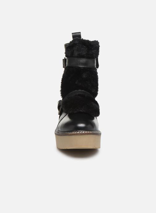 Bottines et boots Gioseppo 42003 Noir vue portées chaussures