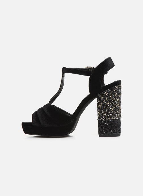 Sandales et nu-pieds Gioseppo 42025 Noir vue face