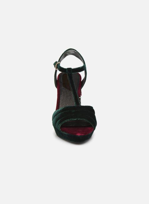Sandales et nu-pieds Gioseppo 42025 Vert vue portées chaussures