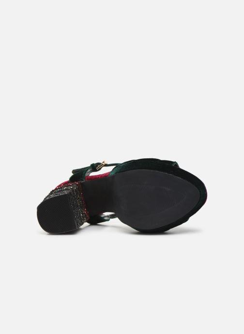 Sandales et nu-pieds Gioseppo 42025 Vert vue haut