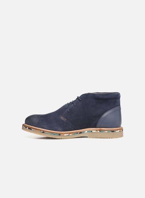 Bottines et boots Gioseppo 45559 Bleu vue face
