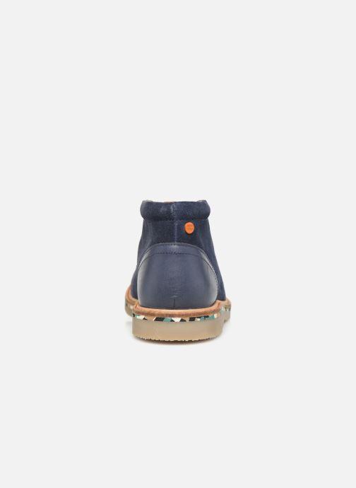 Bottines et boots Gioseppo 45559 Bleu vue droite