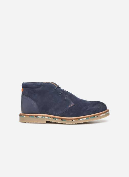 Bottines et boots Gioseppo 45559 Bleu vue derrière