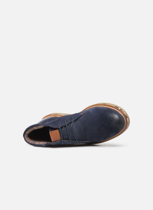 Bottines et boots Gioseppo 45559 Bleu vue gauche