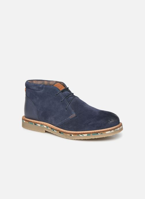 Bottines et boots Gioseppo 45559 Bleu vue détail/paire