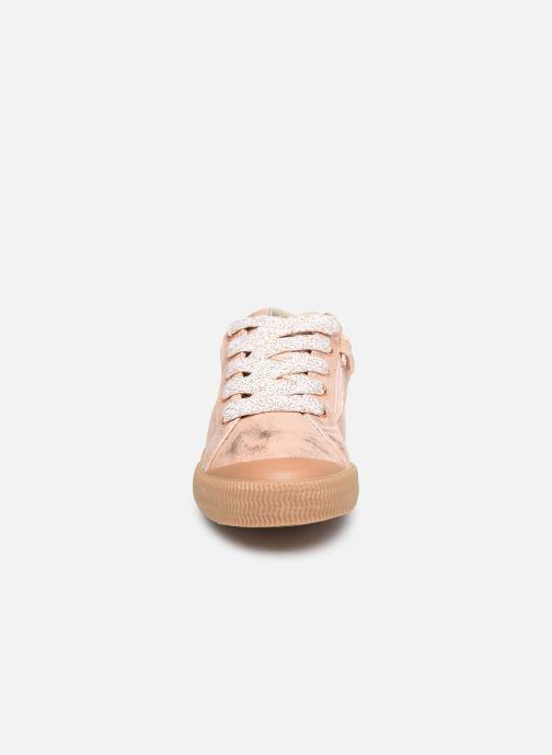 Baskets Gioseppo 45952 Argent vue portées chaussures