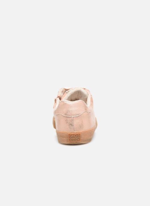 Sneakers Gioseppo 45952 Zilver rechts