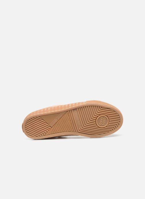 Baskets Gioseppo 45952 Argent vue haut