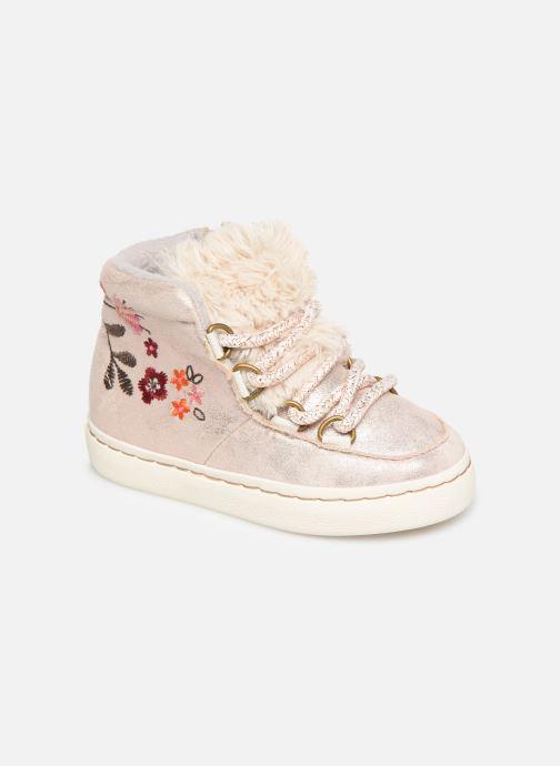 Sneakers Gioseppo 45966 Goud en brons detail