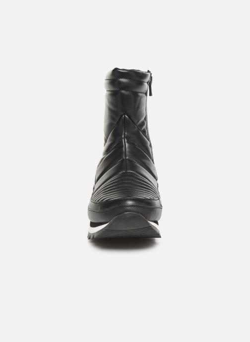 Sportschuhe Gioseppo 46109 schwarz schuhe getragen