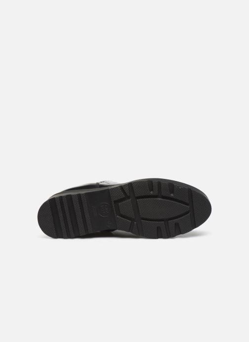 Stiefeletten & Boots Gioseppo 46177 schwarz ansicht von oben
