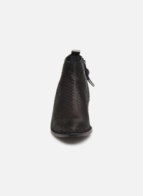 Bottines et boots Gioseppo 46224 Noir vue portées chaussures