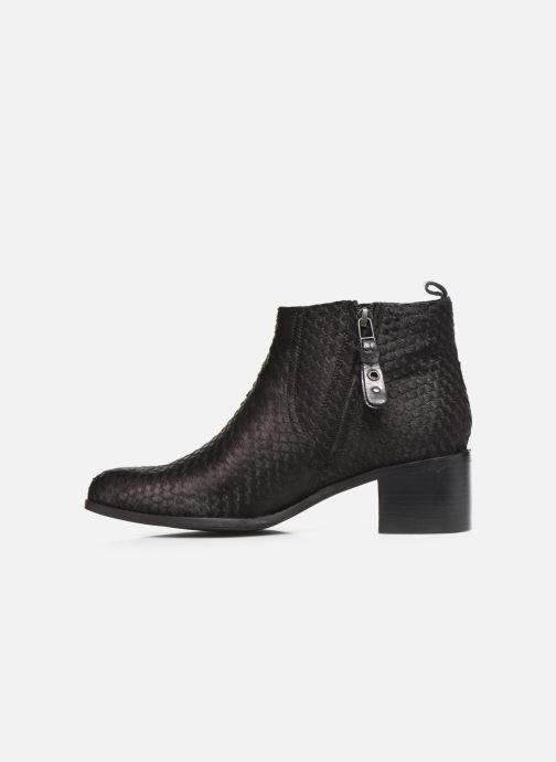 Bottines et boots Gioseppo 46224 Noir vue face