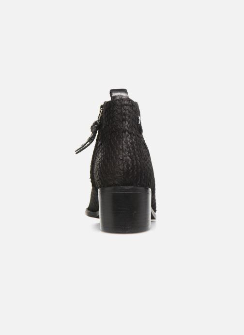 Bottines et boots Gioseppo 46224 Noir vue droite