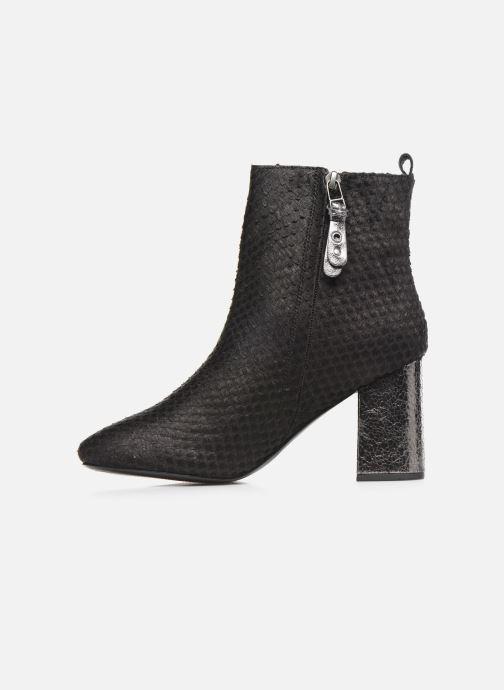 Bottines et boots Gioseppo 46237 Noir vue face