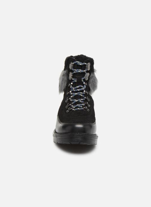 Bottines et boots Gioseppo 46257 Noir vue portées chaussures