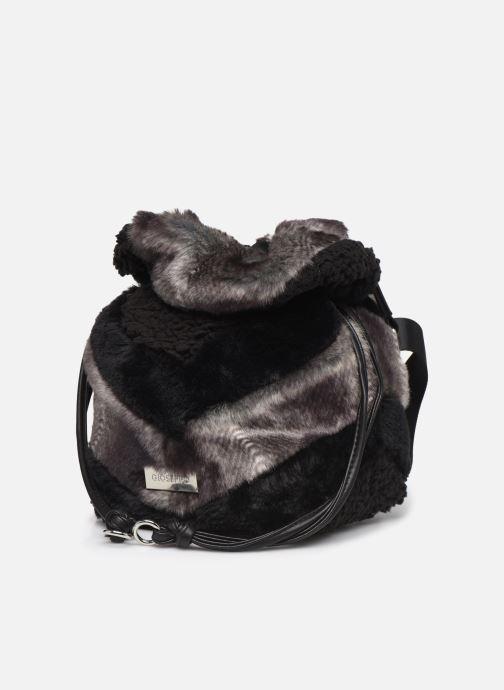 Sacs à main Gioseppo 46473 Noir vue portées chaussures