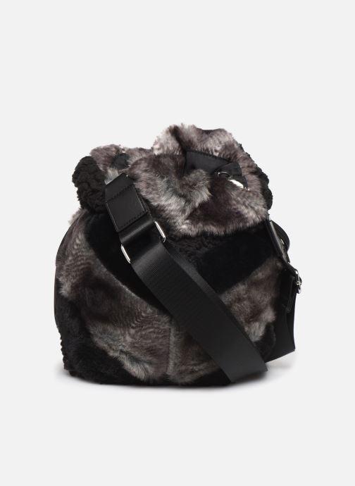 Handtaschen Gioseppo 46473 schwarz ansicht von vorne