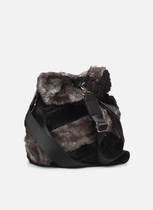 Handtaschen Gioseppo 46473 schwarz ansicht von rechts