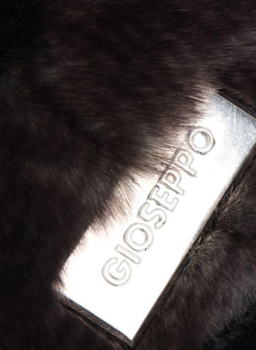 Handtaschen Gioseppo 46473 schwarz ansicht von links