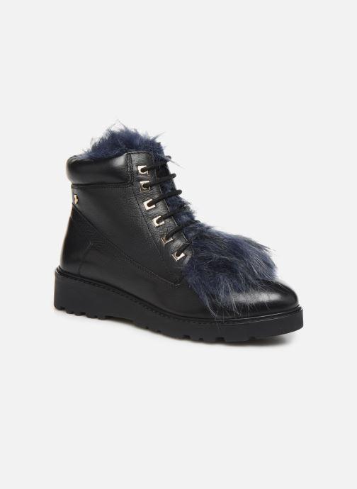 Ankelstøvler Gioseppo 46479 Sort detaljeret billede af skoene