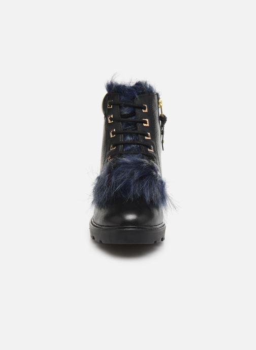 Bottines et boots Gioseppo 46501 Noir vue portées chaussures