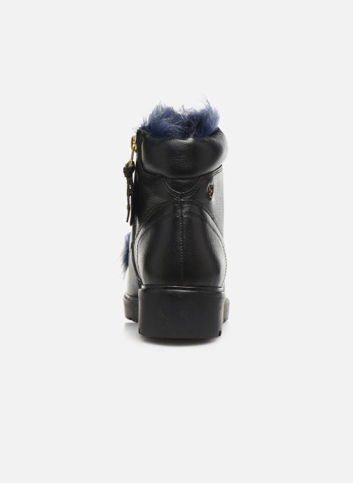 Stiefeletten & Boots Gioseppo 46501 schwarz ansicht von rechts