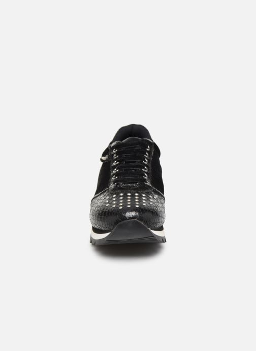Sneaker Gioseppo 46521 schwarz schuhe getragen