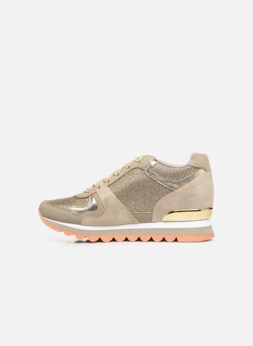 Sneaker Gioseppo 46568 gold/bronze ansicht von vorne