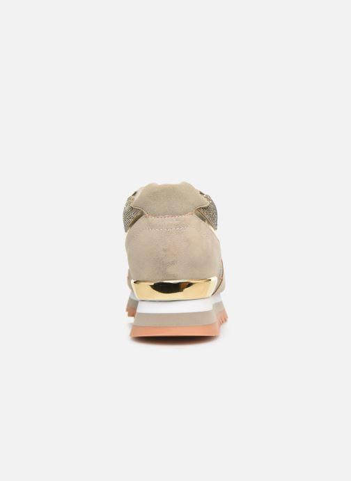 Sneaker Gioseppo 46568 gold/bronze ansicht von rechts