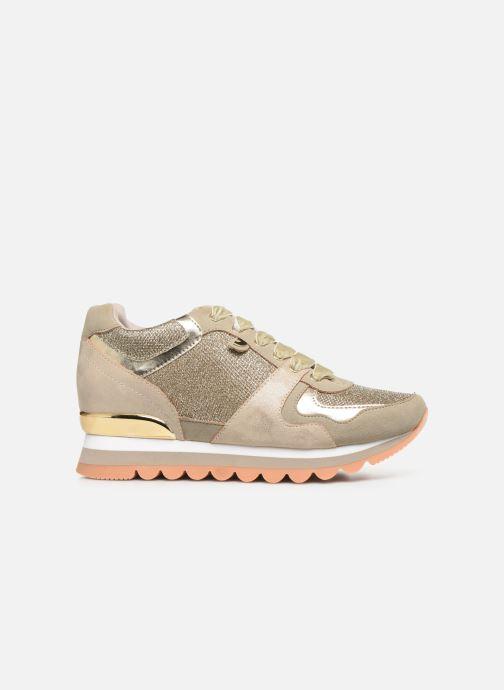Sneaker Gioseppo 46568 gold/bronze ansicht von hinten