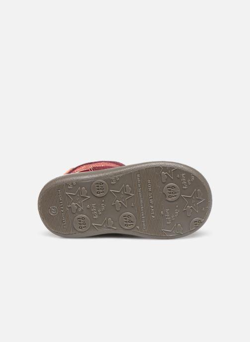 Stiefeletten & Boots Gioseppo 46657 weinrot ansicht von oben