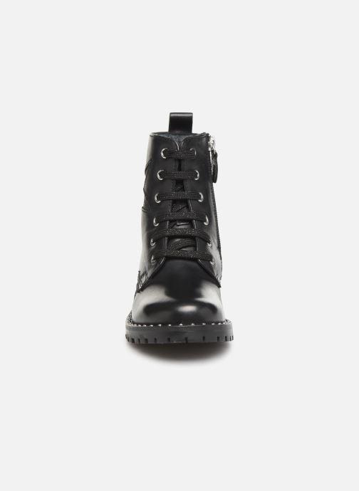 Bottines et boots Gioseppo 46675 Noir vue portées chaussures