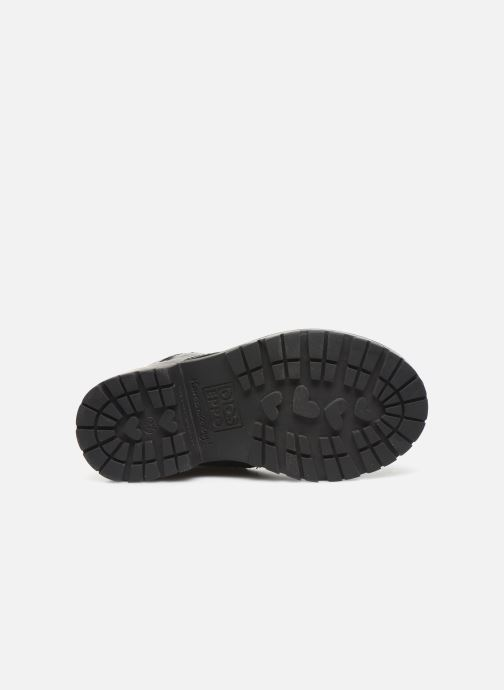 Bottines et boots Gioseppo 46675 Noir vue haut