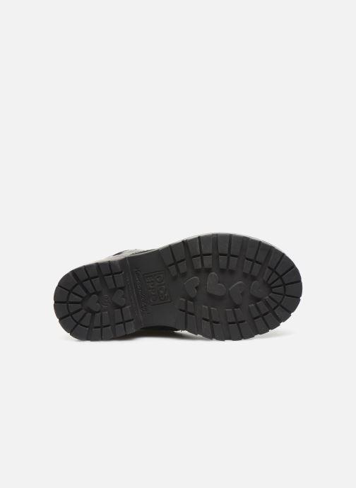Stiefeletten & Boots Gioseppo 46675 schwarz ansicht von oben