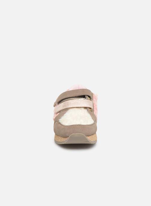 Sneaker Gioseppo 46732 rosa schuhe getragen