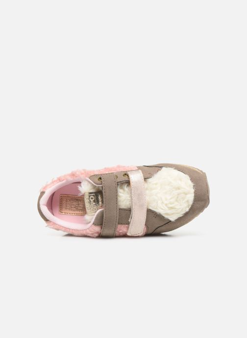 Sneaker Gioseppo 46732 rosa ansicht von links