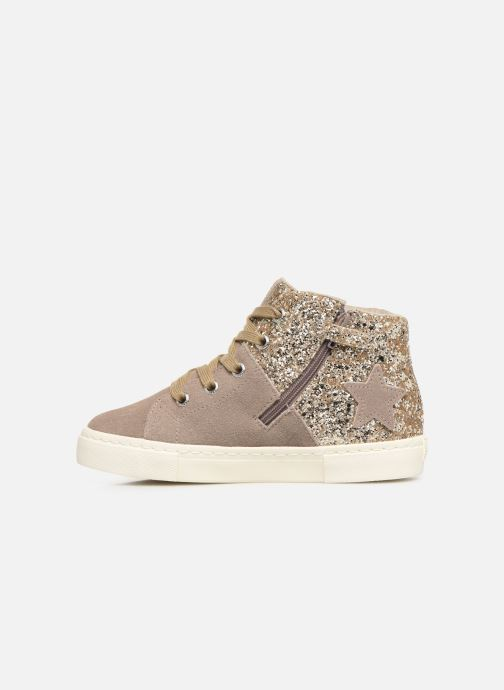Trainers Gioseppo 46737 Beige front view