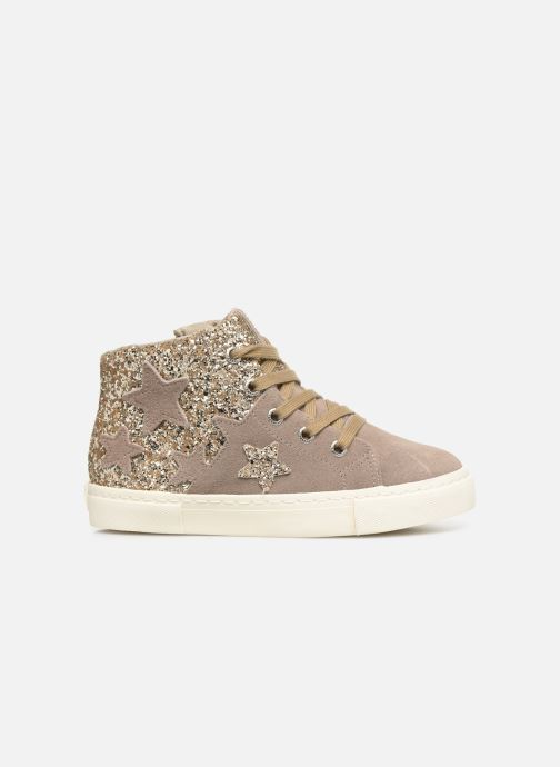 Trainers Gioseppo 46737 Beige back view