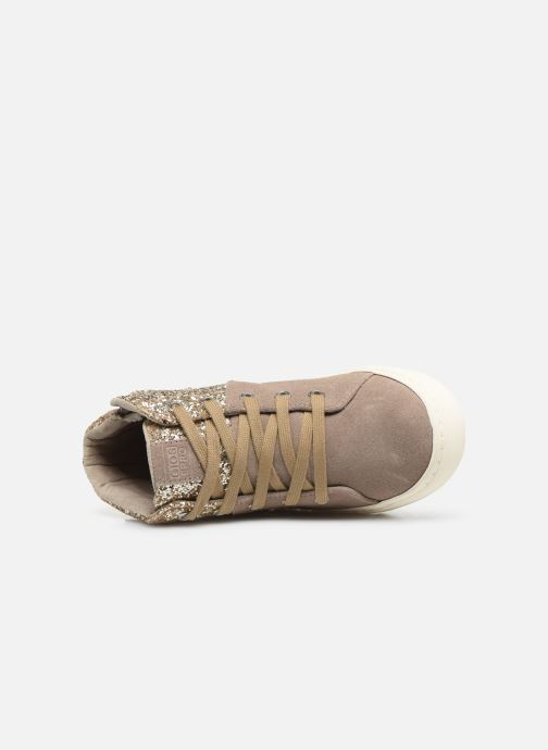 Trainers Gioseppo 46737 Beige view from the left