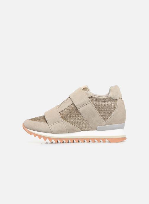 Sneaker Gioseppo 46893 beige ansicht von vorne