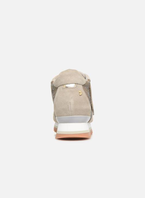 Sneaker Gioseppo 46893 beige ansicht von rechts
