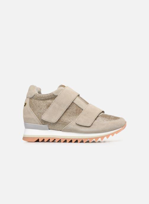 Sneaker Gioseppo 46893 beige ansicht von hinten