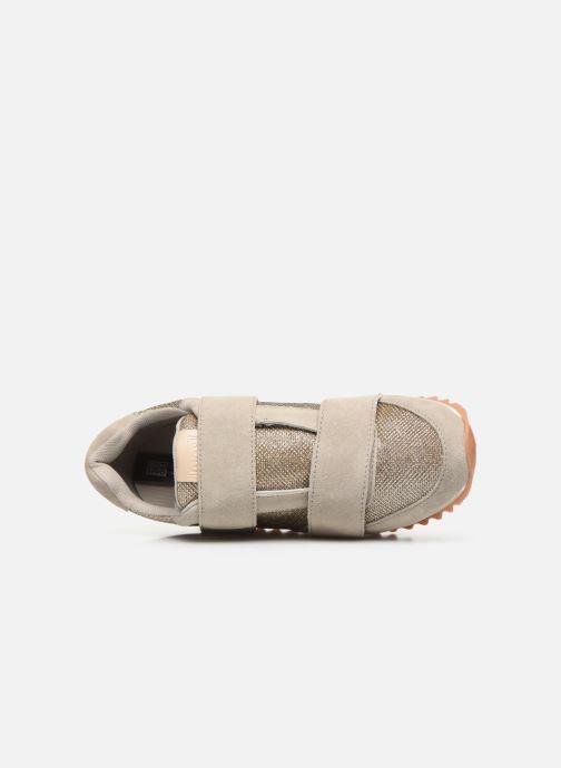 Sneaker Gioseppo 46893 beige ansicht von links