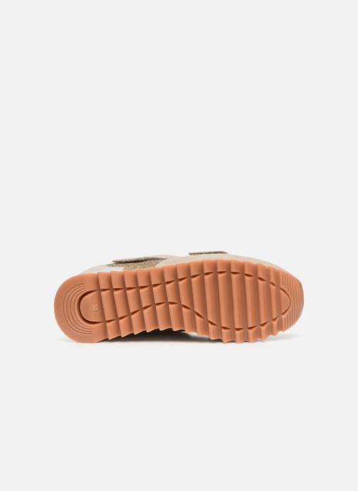 Sneaker Gioseppo 46893 beige ansicht von oben
